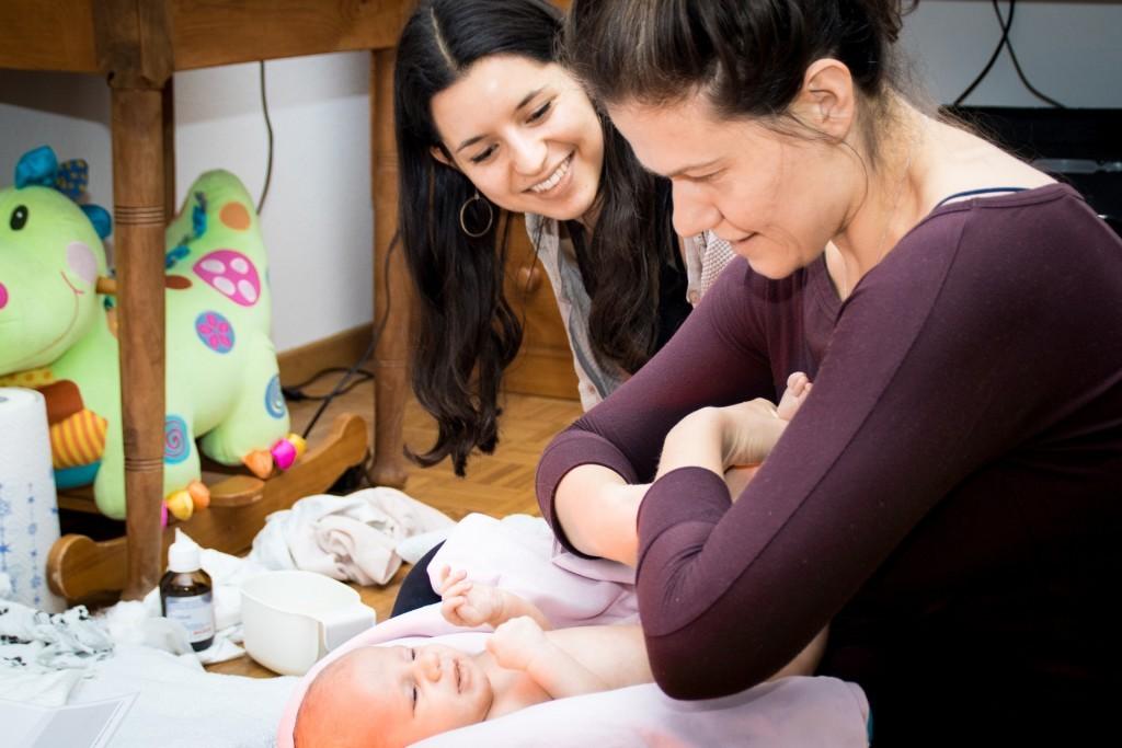 Cours massage bébé à Fribourg